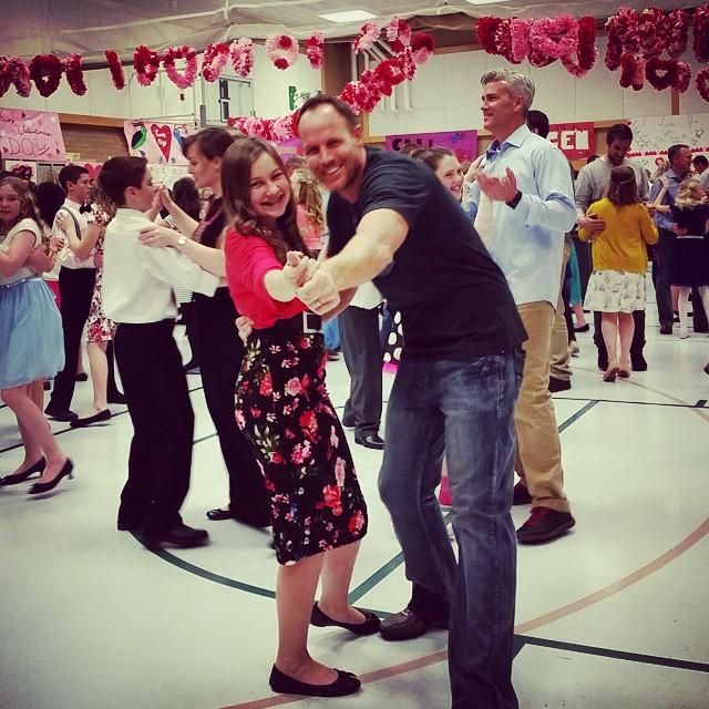 Valentinedance